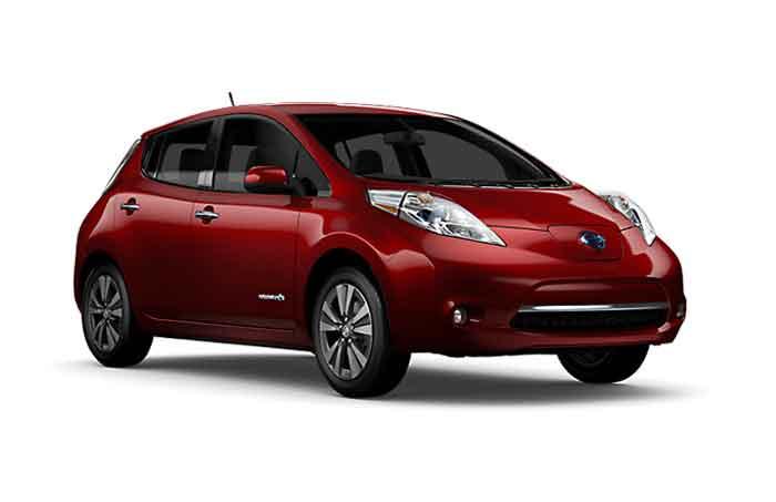 Nissan elbil leasing